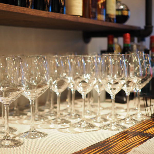 Surya wine glasses